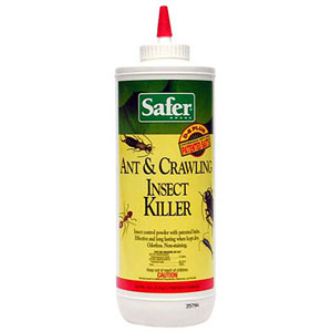 Ant Crawling Insect Killer 7 Oz Diatomaceous Earth