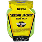 Oak Stump Yellow Jacket Trap