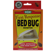 First Response Bed Bug Monitor & Trap