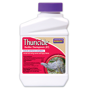BONIDE Thuricide Btk Liquid Concentrate