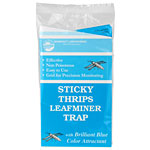 Thrips/Leafminer Blue Sticky Traps - 5 Pack