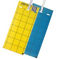 Pest Wizard® Blue & Yellow Card Trap