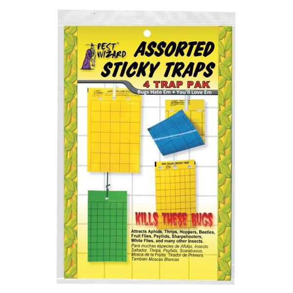 Pest Wizard Sticky Trap Pack