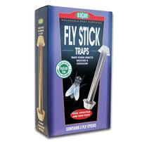 BioCare Fly Stick Traps - 2 Traps