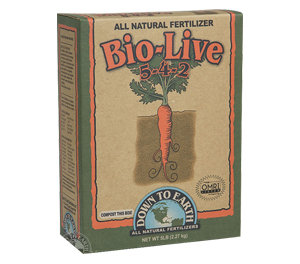 DTE™ Bio-Live 5-4-2