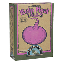 DTE™ Kelp Meal Mini (0.5 lbs), 1-0.1-2