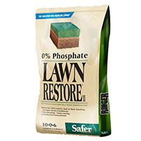 Ringer® Lawn Restore® II Fertilizer, 10-0-6 - 25 lbs.