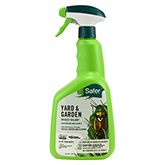 Safer® Brand Yard and Garden - 32oz. RTU