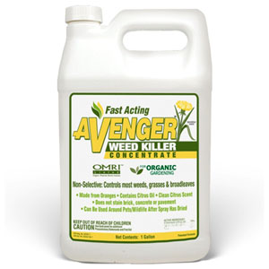 Avenger� Weed Killer Concentrate - 1 gallon