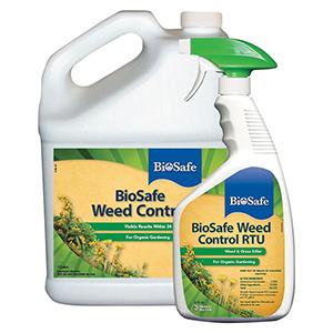 BioSafe Weed Control