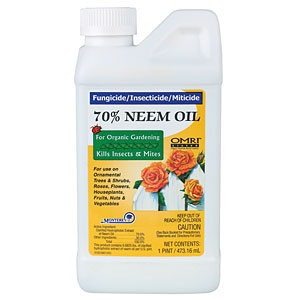 Monterey 70% Neem Oil Concentrate - 1 Pint