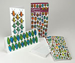 Exquisite Creatures Panoramic Boxed Notecards