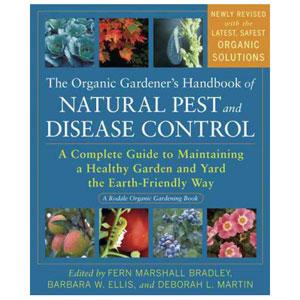 Etonnant The Organic Gardeneru0027s Handbook Of Natural Pest U0026 Disease Control