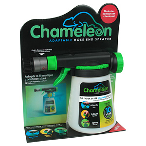 Chameleon Adaptable Hose End Sprayer