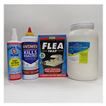 Flea & Tick Control Kit