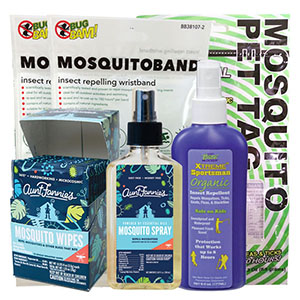 Family Mosquito Repellent Bundle