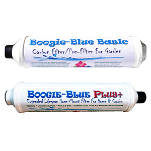 Boogie Blue Water Filters
